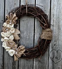 burlap wreaths 50 amazing fall wreaths i heart nap time