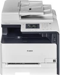 canon imageclass mf624cw wireless color laser printer white