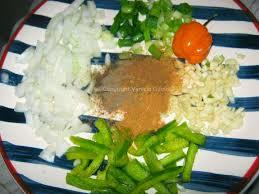 cuisine congolaise brazza poisson en papillote façon congo brazzaville tropics food