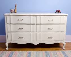 white wooden dresser ideas features varnish wooden floor and
