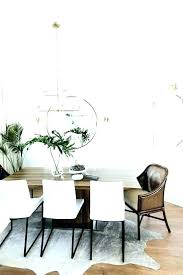 rug under dining table size best size rug for dining room best dining room rugs ideas on room