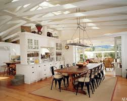 Wine Country Homes With Rustic Beauty Photos Architectural Digest - Country home furniture