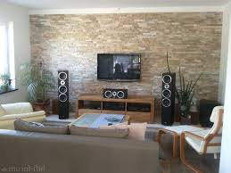 echte steinwand im wohnzimmer 2 wohnzimmer steinwand schwarz home design und möbel ideen
