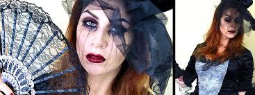 Black Widow Halloween Costumes Gothic Black Widow Halloween Makeup Halloween Costume Ideas