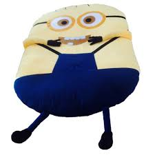 Sofa Beds Amazon by Com Funny Despicable Me Minions Sleeping Bag Sofa Bed Twin Bed