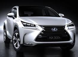 toyota lexus suv 2015 lexus nx review fleet