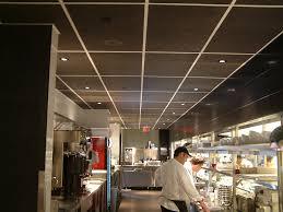 Ceiling Tiles For Restaurant Kitchen by Cel Technature Inc