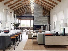 cuisine avec exemple de cuisine avec ilot central maison design bahbe com
