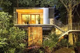 urlaub architektur urlaubsarchitektur the treehouse berlin deutschland geo