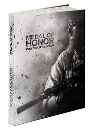 medal of honor collector u0027s edition prima official game guide
