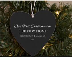 home ornament housewarming gift ornament