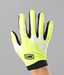 100 motocross gloves 100 itrack mx gloves ridestore com