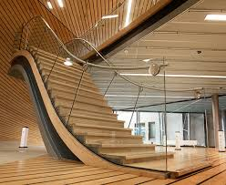interior contemporary staircase decorations for chic interiors