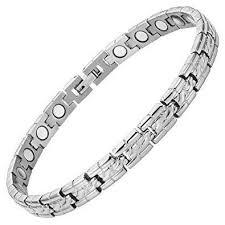 magnetic bracelet tool images Ladies magnetic titanium anklet willis judd jpg