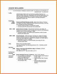 Linkedin Profile In Resume Format For Resume American Resume Format Resume In Us Format