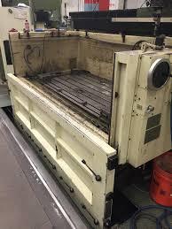 makino ednc 156 cnc sinker electrical discharge machine