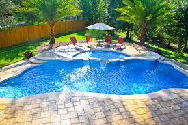 prefabricated pools fiberglass pools jacksonville fl jacksonville pool builder