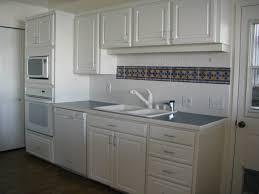 Ideas For Kitchen Floor Kitchen Backsplash Ideas For Dark Cabinets Kitchen Tiles Design