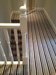 striped carpet stairs and landing google search hallway
