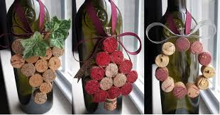 wine cork diy wine cork ornaments
