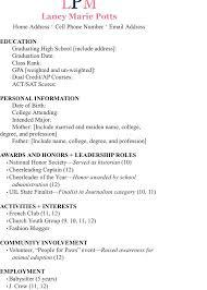 sorority resume template sorority resume template sorority resume template within sle