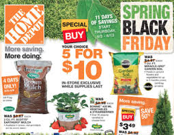 the home depot black friday deals home depot spring black friday deals through 4 13 u2013 coupon pro