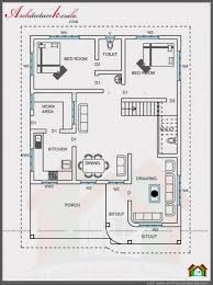 Home Design 2000 Square Feet Amazing 4 Bedroom House In 2000 Square Feet Architecture Kerala