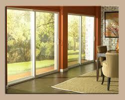 5 Foot Sliding Patio Doors Three Panel Sliding Glass Patio Doors Bentyl Us Bentyl Us
