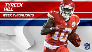 Raiders American Flag Tyreek Hill Explodes For 6 Catches 125 Yards U0026 1 Td Chiefs Vs