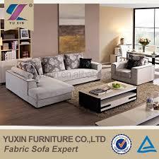 Latest Drawing Room Sofa Designs - popular latest living room sofa design in fabric sofa for living