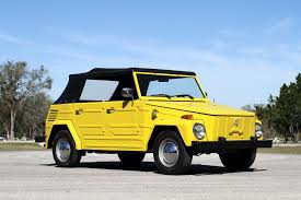 volkswagen type 181 thing 1974 volkswagen the thing type 181 cars classic convertible