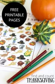 whole foods thanksgiving thanksgiving printable counting activity search and i spy for kids