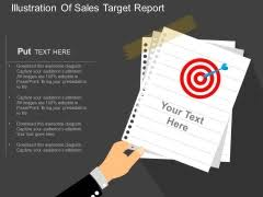 sales report powerpoint templates slides and graphics