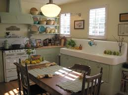 1930s Home Interiors Sharon Lovejoy Won U0027t You Join Us For A Kitchen Visit