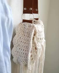 boho crochet boho tassel crochet bag free pattern lou