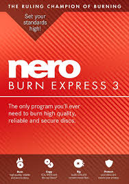 amazon com nero burn express 3
