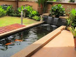 koi pond design be equipped modern garden pond be equipped how to