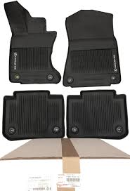 lexus all season floor mats lexus oem factory all weather floor mat liner set 2013 2017 gs350