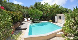 Saint Barts Map by Villa Lin Pointe Milou St Barts By Premium Island Vacations
