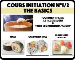 cours de cuisine sushi cours de sushi au luxembourg sushi cours lu académie culinaire