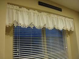 Walmart Kitchen Curtains Valances by Large 21 Kitchen Curtains At Walmart On Kitchen Door Curtains