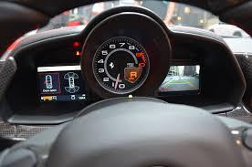 ferrari 458 speedometer 2015 ferrari 458 spider stock b917a for sale near chicago il