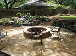 Backyard Patios With Fire Pits Backyard Landscaping Ideas With Fire Pit Fleagorcom