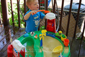 step 2 water works water table step2 sand and water fun farm review and giveaway closed a mom s