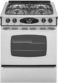 30 Gas Cooktop With Downdraft Maytag Mgs5775bds 30 Inch Slide In Gas Range With 4 Sealed Burners