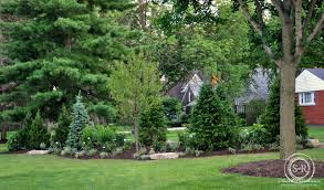 landscaping ideas for a front yard berm curb appeal garden trends
