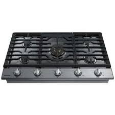 Gas Cooktops Canada Samsung Gas Cooktops Cooktops The Home Depot