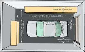 dimensions of two car garage u2013 moonfest us