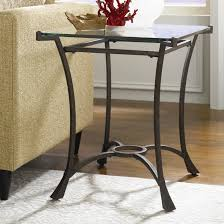 wrought iron end tables must see side end table l tables for living room square end table