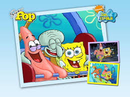 spongebob squidward and patrick spongebob square pants picture